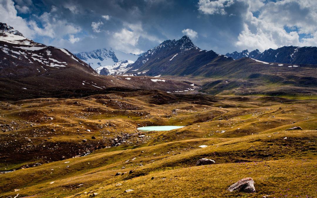 Ciné-conférence « Le KIRGHISZISTAN, le pays des Monts célestes »