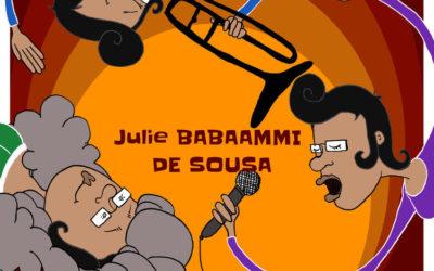 Conférence gesticulée « Hasta siempre la libertad ou une autre histoire de la désintégration » par Julie Babaammi-de Sousa
