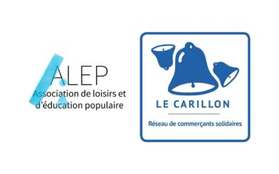 Lancement du réseau solidaire Le Carillon à l'ALEP !